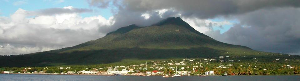 Hiking Nevis